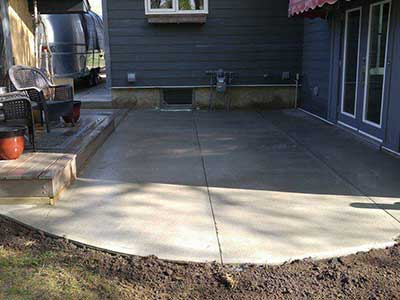 Loane Concrete Work, Concrete Contractors, Brandon