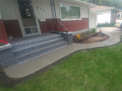 Loane Concrete Work, Concrete Contractors,Brandon